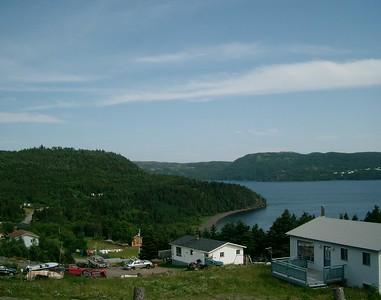 Burgoyne's Cove - Nfld