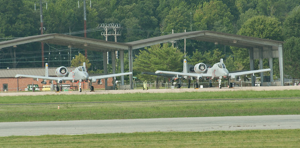 A-10s from the 175th (Air National Guard)