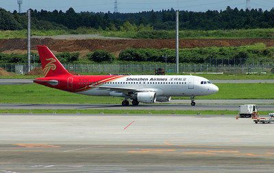 B-6352 SHENZHEN AIRLINES A320