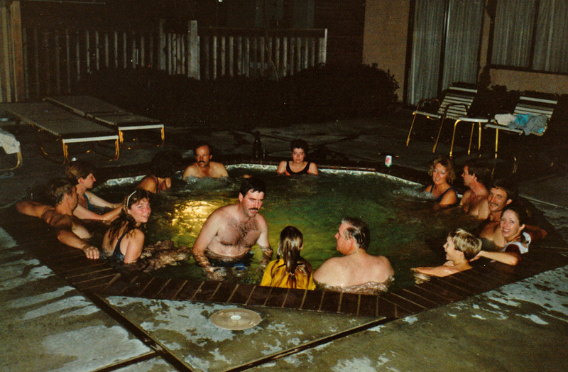 HOT TUB-O-RAMA