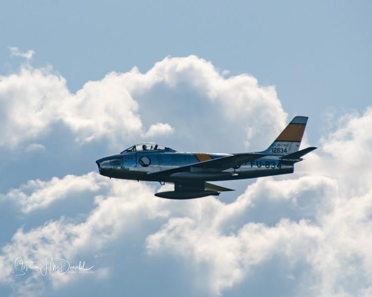 North American  F-86 Sabre  Korean Fighter
