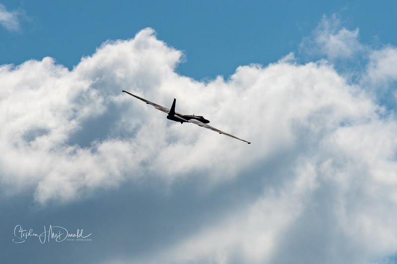 U2 Dragonlady spy plane.