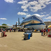 NASA's Aero Spacelines Super Guppy used to transport big, big stuff