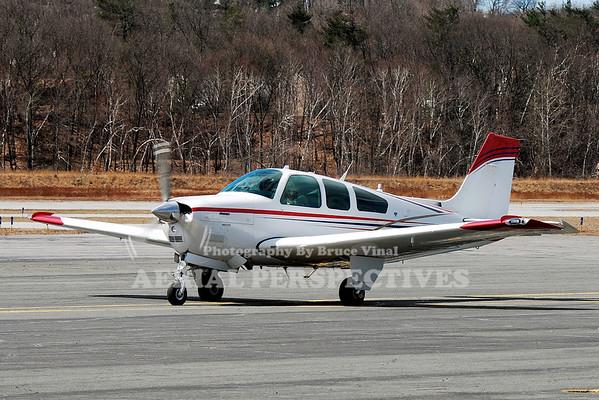 N521C - 1987 Beech F33A