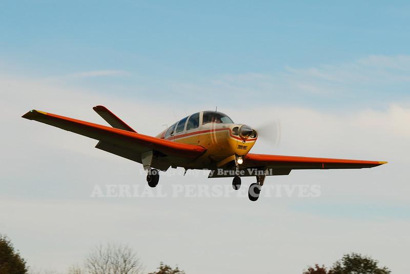 N399LT - 1962 Beech P35