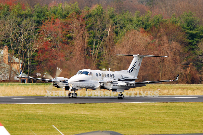 """N710HS - 1997 Beech B300 """"King Air"""""""
