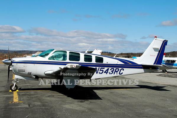 N543RC - 1987 BEECH A36