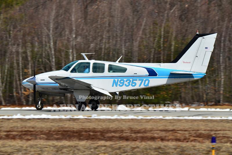 N9357Q - 1971 Beech 95-B55 (T42A)