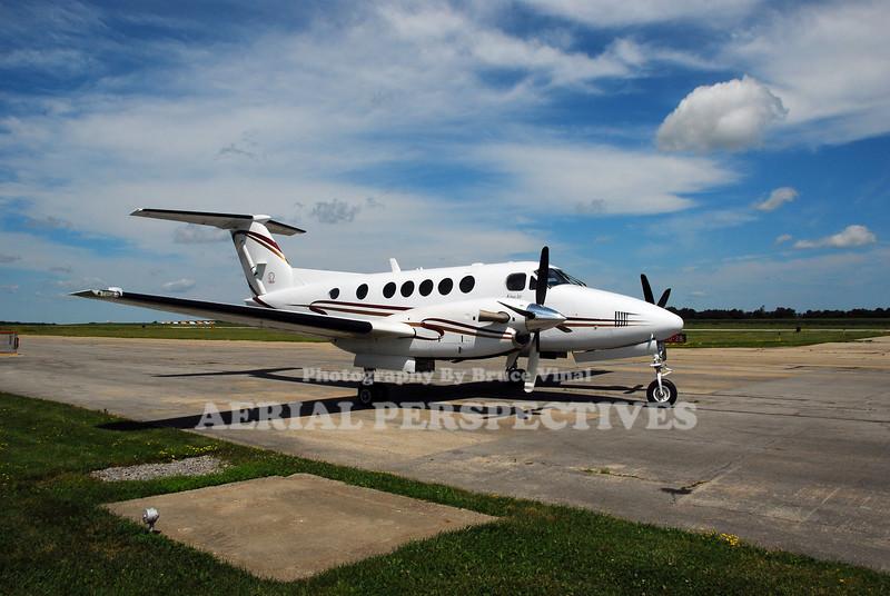 N351CB - Beech B200 King Air