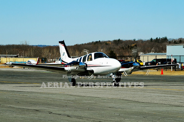Beechcraft Barron G58  N36MJ