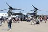 Bell Boeing V-22 Osprey - Oshkosh Air Show - Oshkosh, Wisconsin - Photo Taken: August 2, 2014