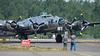 "B-17G ""Sentimental Journey"" from CAF Mesa, AZ"