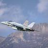 Swiss F/A-18C Hornet
