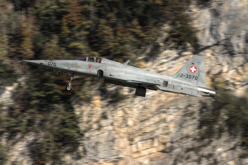 F-5E Meiringen October 2011