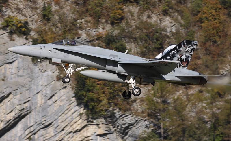 Swiss F/A-18C