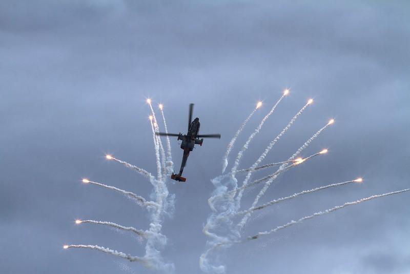 AH-64 Leeuwarden