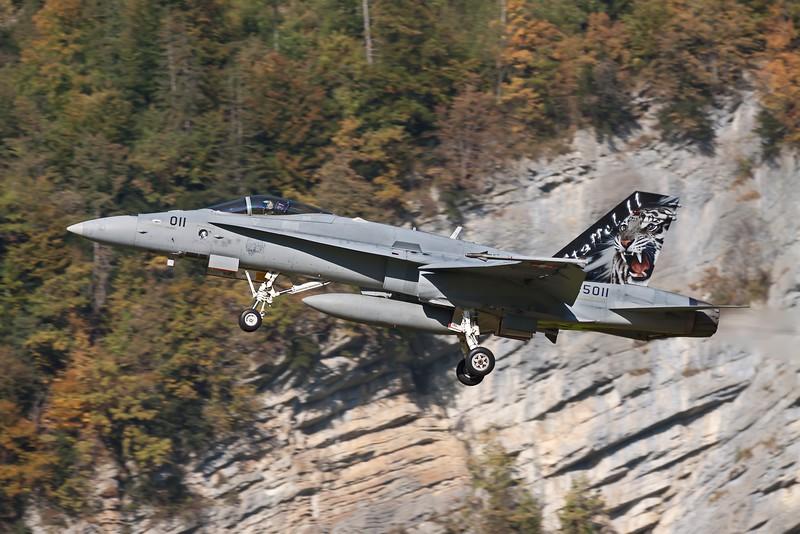 Swiss F/A-18C Hornet PP
