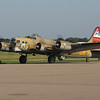During the Big Bomber weekend 2012 at KANE<br /> B-17 of the Collings Foundation
