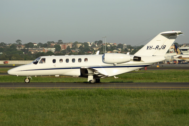 Edwards Coaches Pty Ltd Cessna 525 VH-RJB