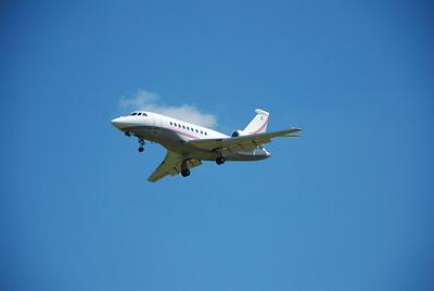 Dassault Falcon 2000EX N62YC