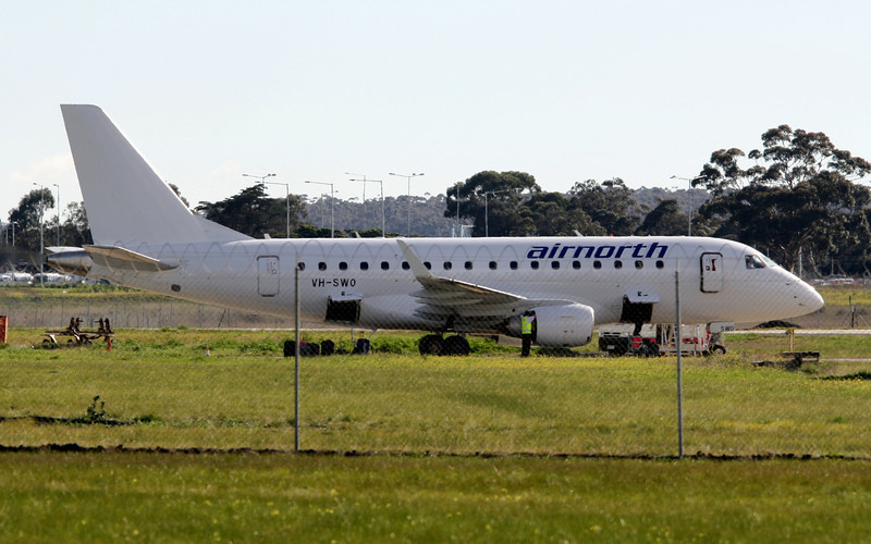 AirNorth Airlines Embrear ERJ-170LR VH-SWO
