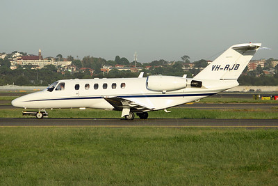 Edwards Coaches Pty Ltd Cessna 525 VH-RJB