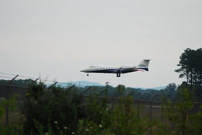 Learjet 60 N259FX
