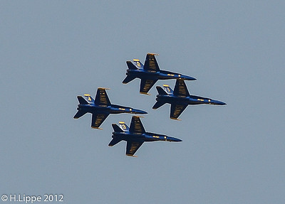 Blue Angels Plus 2012
