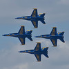 Blues Formation Flying 1