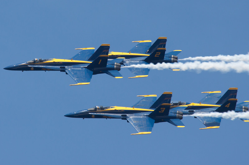 Blue Angels 2018 Seattle