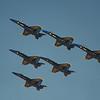 Full Squadron of Blue Angels
