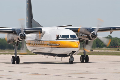 US Army Golden Knights C-41 Friendship