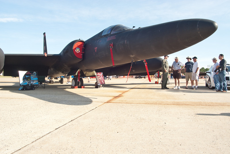 U2-S Dragon Lady from Beale AFB