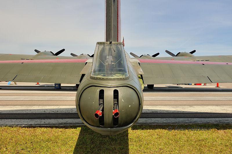 """""""Texas Raiders"""" Boeing B-17 at Sun-N-Fun 2014"""