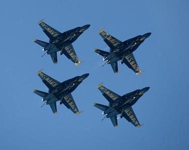 Boeing FA-18 Hornet - Blue Angels