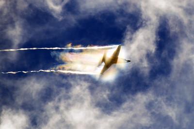 Boeing FA-18EF Super Hornet - Chicago Air & Water Show - Chicago, Illinois - Photo Taken: August 21, 2016