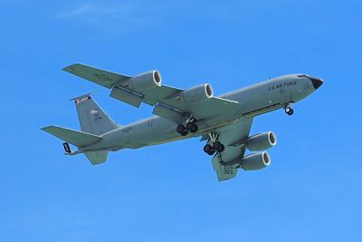 Boeing KC-135 Stratotanker - Chicago Air & Water Show - Chicago, Illinois - Photo Taken: August 18, 2012