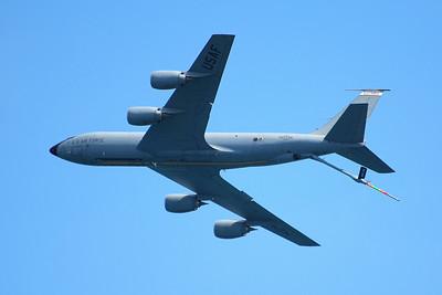 Boeing KC-135 Stratotanker - Chicago Air & Water Show - Chicago, Illinois - Photo Taken: August 15, 2010