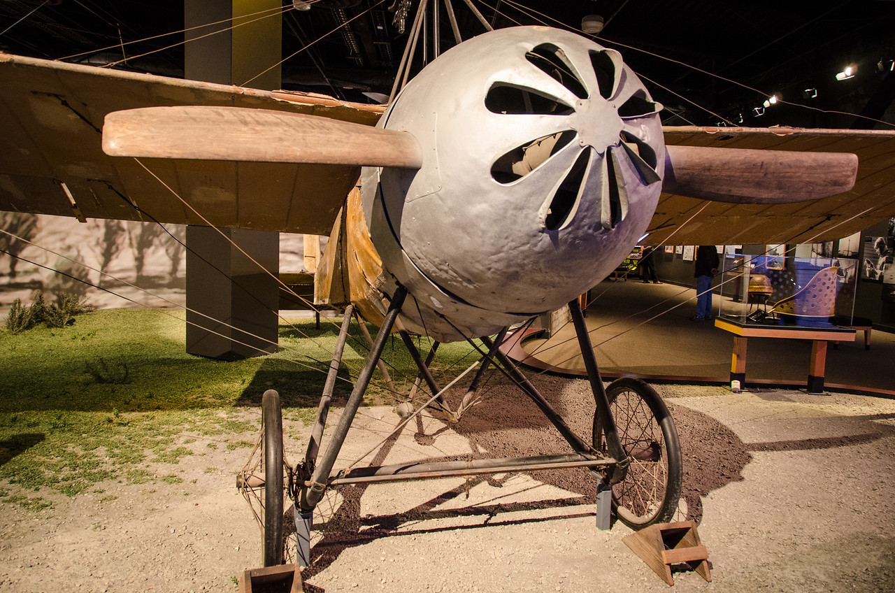 Caproni Ca.20<br /> The World's First Fighter Plane