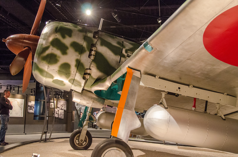 "Nakajima Ki-43-IIIa Hayabusa ""Oscar"" Reproduction"