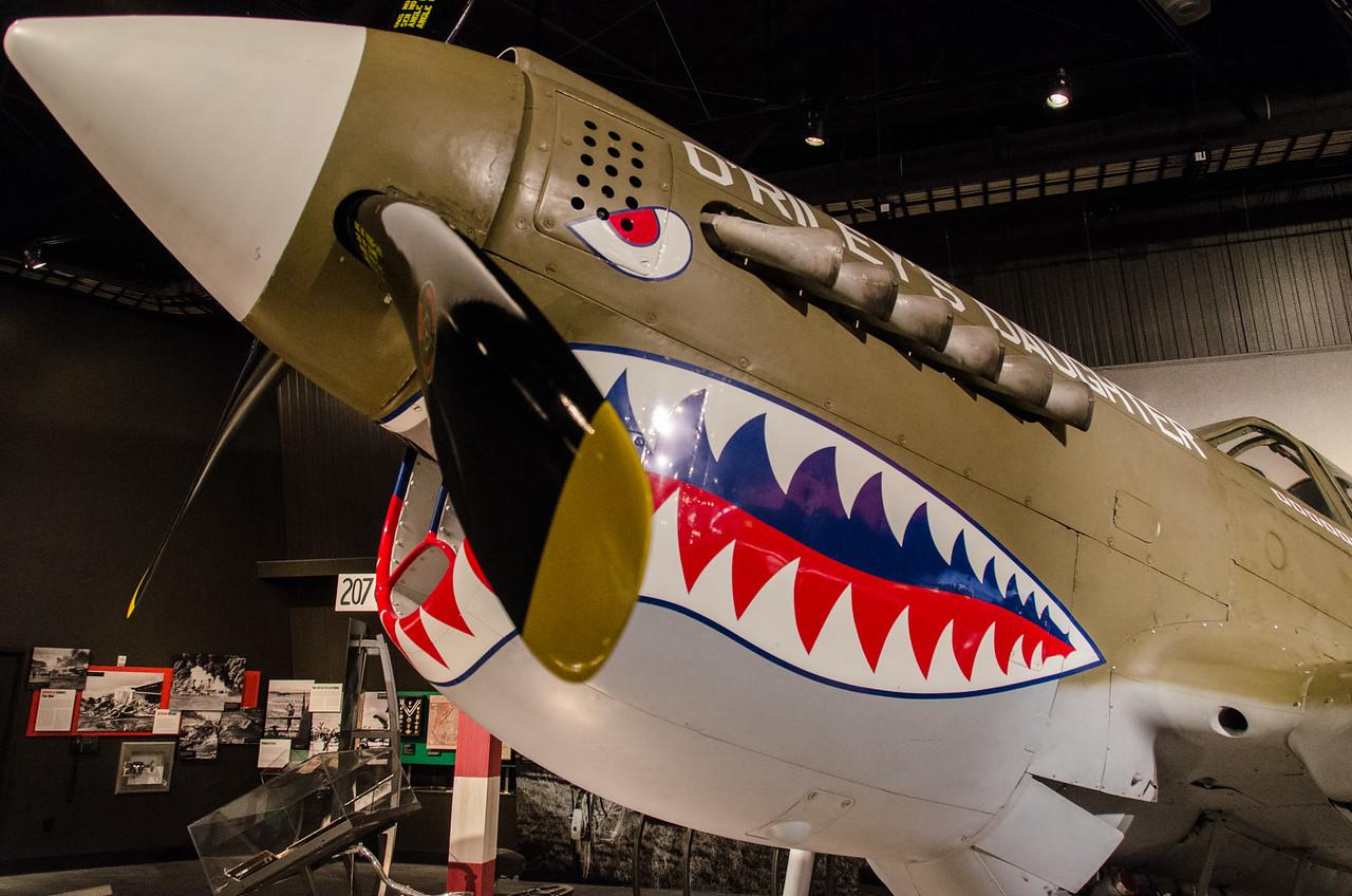 Curtiss P-40N Warhawk