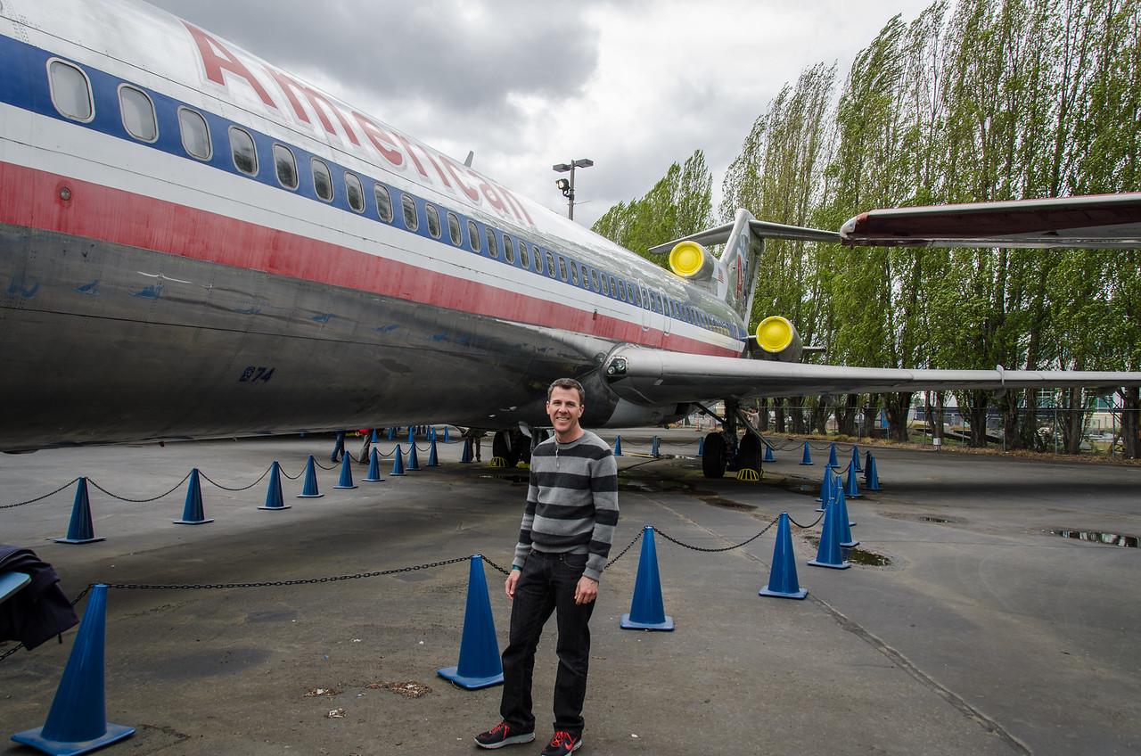 Boeing 727-223, American Airlines, N874AA
