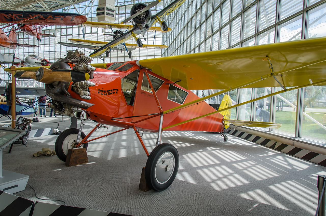 Curtiss-Robertson Robin C-1