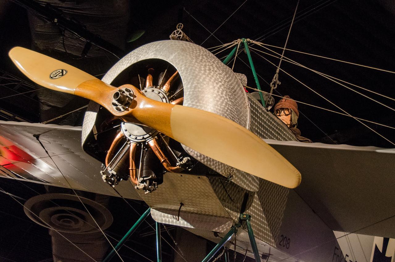 Fokker E.III Reproduction