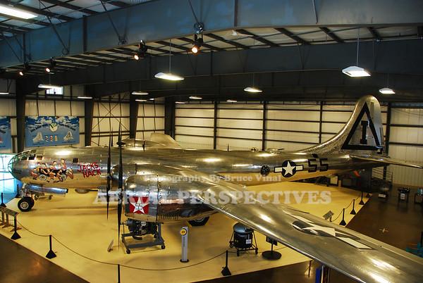 "Boeing B-29A Superfortress ""Jacks Hack"""