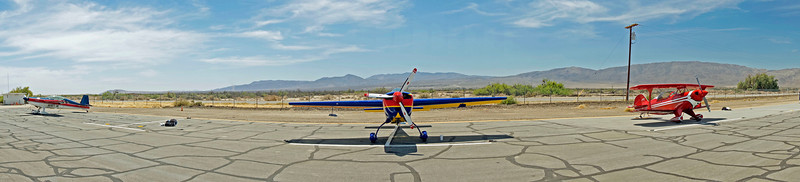 Borrego Springs Acrobatic Competition April, 2013