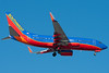 Southwest is one of the newest carriers at BOS.Seen on final to runway 4R.