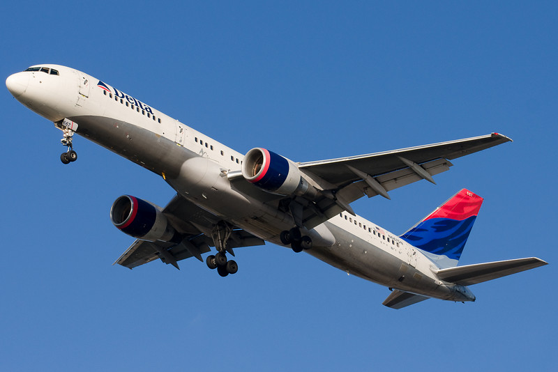 Delta is a big 757 operator at BOS.