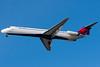 Another Northwest DC-9 succumbs to Delta paint.