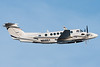 A Super King Air departs Logan for New York's Islip airport.